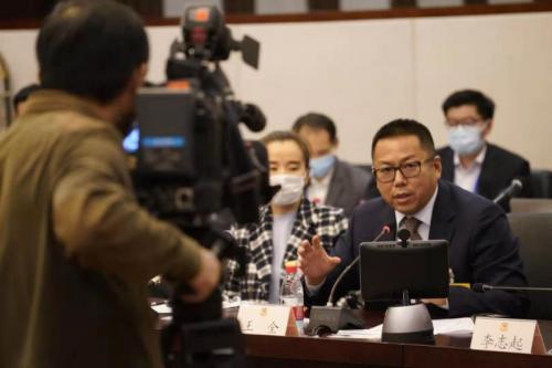 兆泰集团董事长王全作为政协委员履职尽责、参政议政