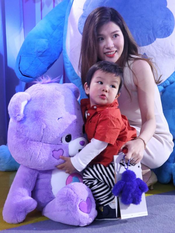 """那就是""""爱心小熊首次登陆上海时装周,超多精彩不能停"""""""