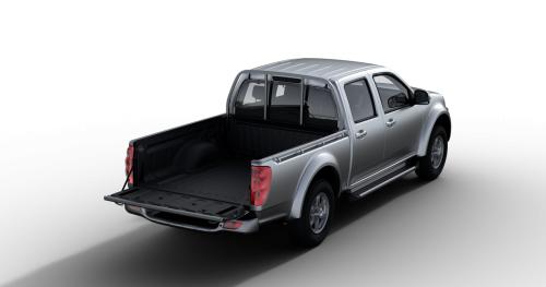 巨能装、巨高效、巨可靠 风骏5长货箱上市