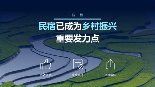 旅悦集团:互联网+品牌赋能,乡村民宿从此不一样