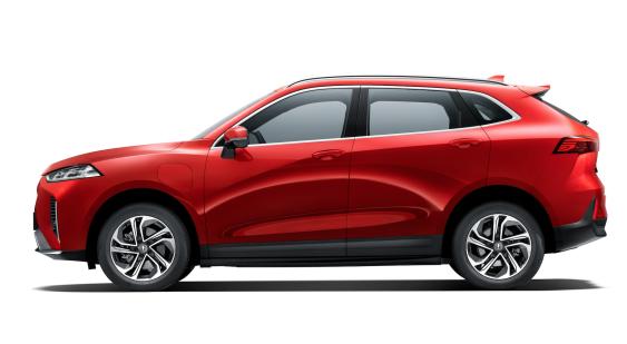 欧拉首款A+级纯电SUV官图曝光,甜趣生活即将满电开启
