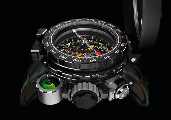 RICHARD MILLE里查德米尔RM 25-01腕表 与冒险一同起航