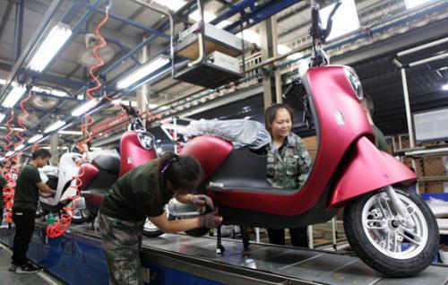 雅迪两项目再度落户重庆永川 全国布局初具规模