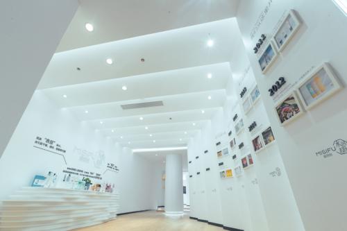 """蜜思肤新办公楼落成,以""""江南艺术美学""""打造时尚办公间"""