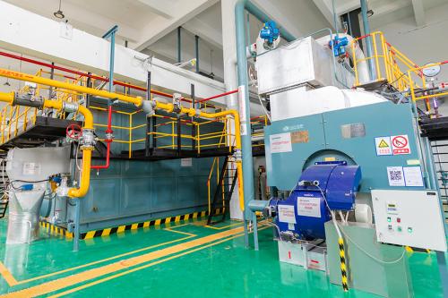 中正燃气锅炉助推分布式能源项目建设 抓住下一个跃升发展新机遇