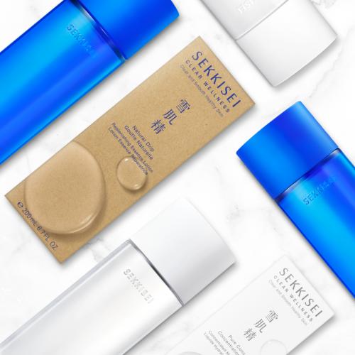 化妆水哪个牌子好,雪肌精潜心研制ITOWA逸透华复合精华化妆水