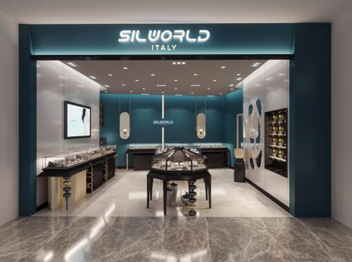 SILWORLD绣唯又现渝城,重庆The Ring光环购物公园精品店开业