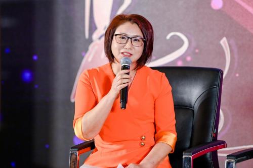 影儿时尚集团副总裁贺萍:知识产权是服装企业核心竞争力