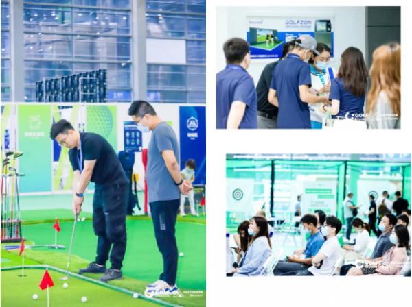 盛大开幕 ∣ 2021深圳体育消费节首发重磅活动,深圳国际高尔夫运动博览会如约而至