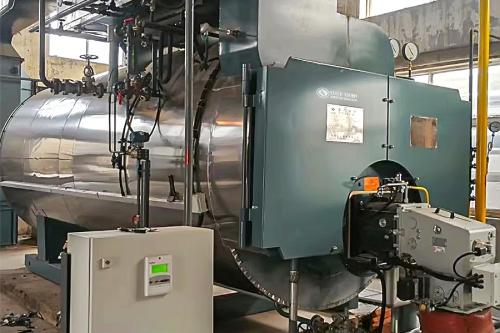 惠达卫浴与中正锅炉达成合作 WNS燃气锅炉经典炉型安全节能获青睐