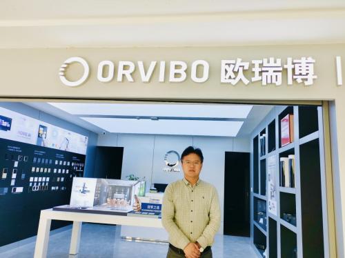 实体创业不易,他为何坚持选择开一家欧瑞博超级全宅智能体验店!