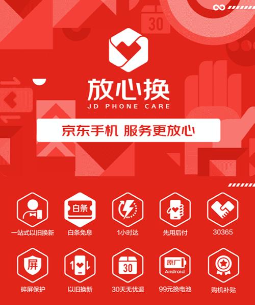 服务或成手机市场竞争关键因素 京东放心换拉高行业标准