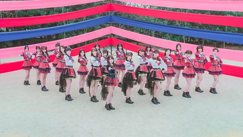 AKB48 Team SH首支总选单曲《借口而已Maybe》MV正式上线
