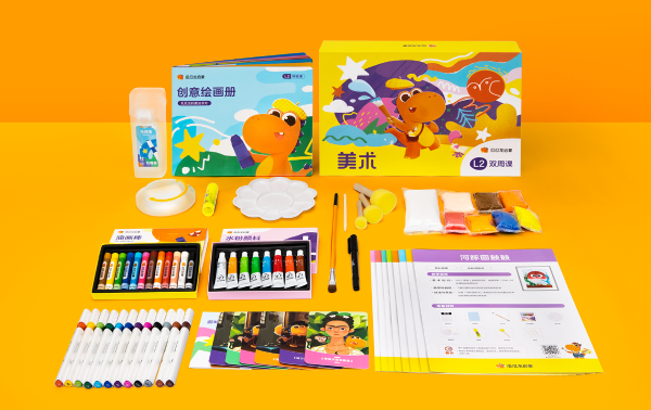 瓜瓜龙启蒙匠心打造美术品类 用素质教育激发孩子多元潜能