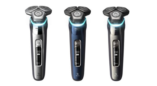 随肌智变 自带光环 飞利浦S9000智能光感系列电须刀全国闪耀首发