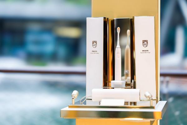 飞利浦发布智能高定电动牙刷 重新定义洁齿体验