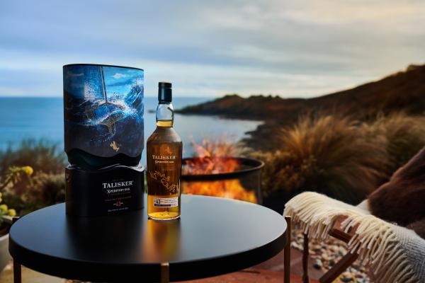 """泰斯卡单一麦芽威士忌重磅发布""""远征四海系列""""首款43年""""大西洋征程"""""""