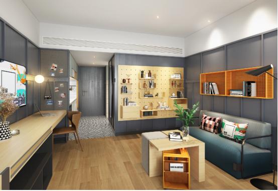 锦江酒店(中国区)即将发布全新公寓品牌憬黎TULIP LODJ