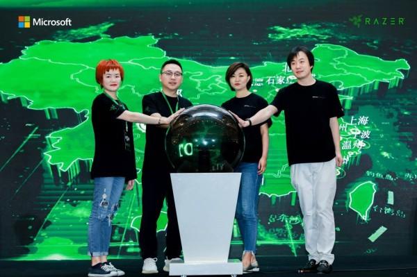雷蛇与微软中国携手打造Z世代游戏生活新方式