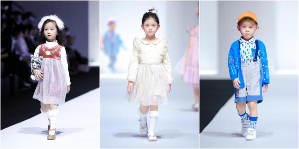 好孩子亮相KIDS WEAR上海时装周 焕发品牌年轻化新能量