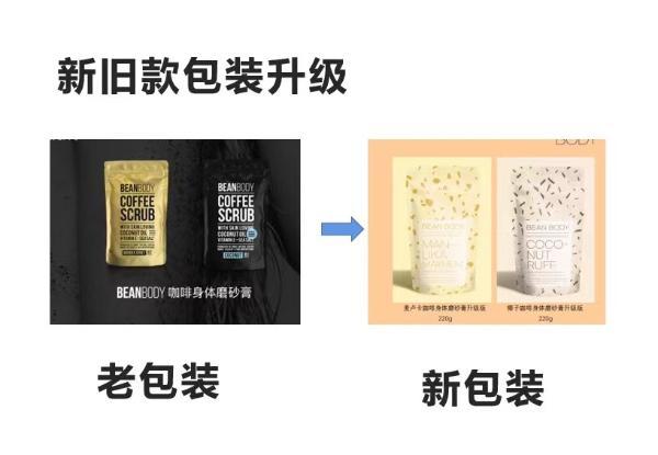 BEANBODY全新咖啡磨砂膏国内开售 将掀起全球沐浴新潮流
