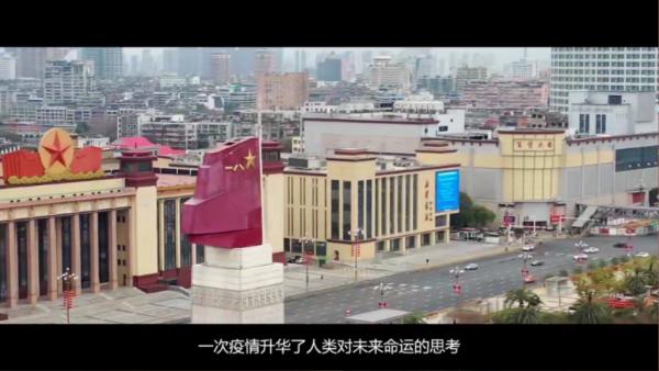 武汉解封一周年:江西老俵推出抗疫主题纪录片《升华》向武汉致敬
