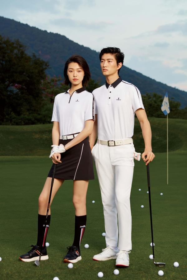 春日宜打高尔夫!比音勒芬为你揭秘高尔夫穿搭的潮流密码