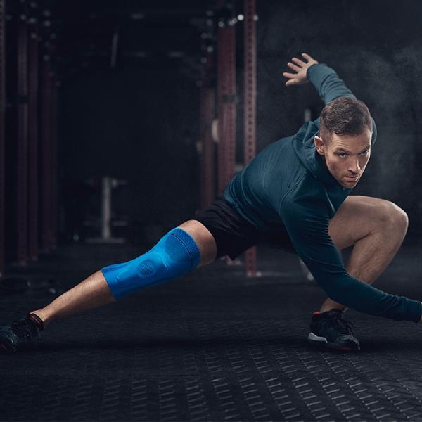 运动过后膝盖疼,你该买一个运动护具了
