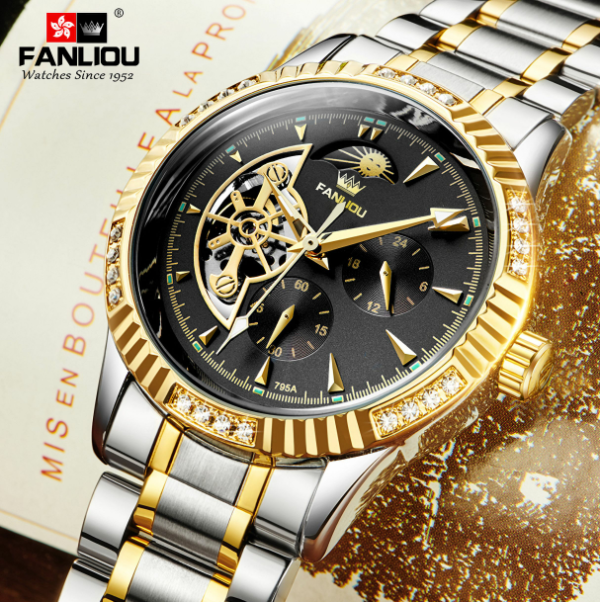 欧洲高端品牌梵立欧手表进军国内市场