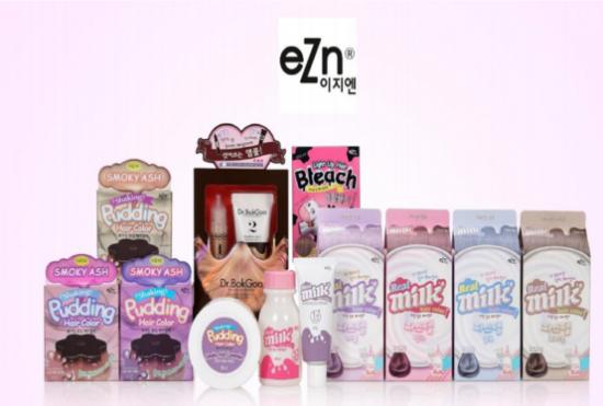 韩国人气品牌易知安eZn 传递独特染发新观念