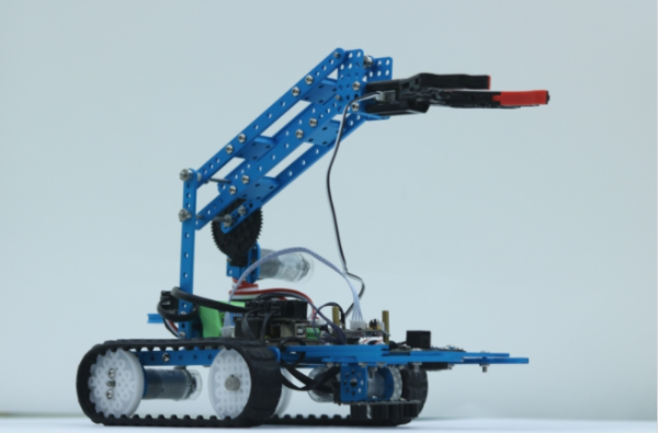 2021数字中国创新大赛青少年AI机器人赛道初选晋级作品出炉!