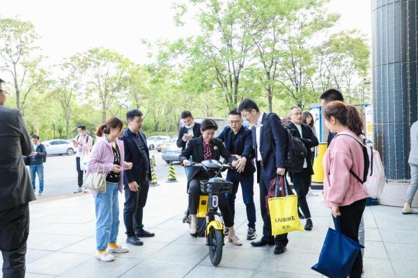 """首届中国慢行交通大会上""""宁波模式""""引热议,小遛共享发布""""放心标准100条"""""""
