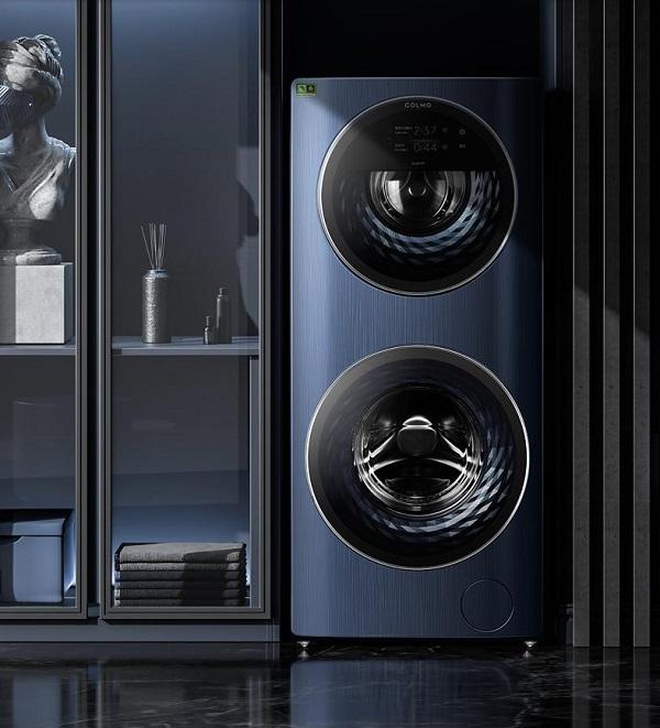用科技契合高端生活方式,COLMO子母太空舱洗衣机呈现洗护未来式