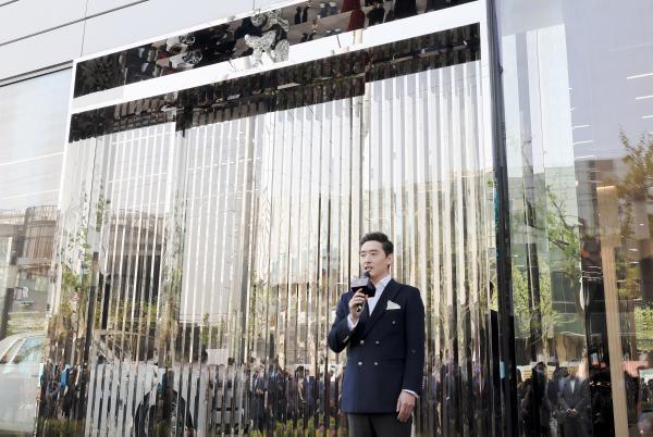 灿然空间 晶耀西岸 劳斯莱斯汽车上海·浦西徐汇滨江精品店焕美揭幕