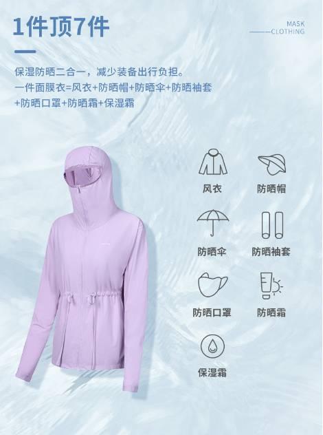 能穿的玻尿酸面膜!骆驼新款皮肤衣全面上线