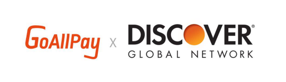 GoAllPay成为Discover会员,为跨境商户带来新的支付品牌收款方式