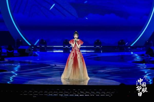 等什么君霍尊李玉刚国风献歌 第四届中国华服日