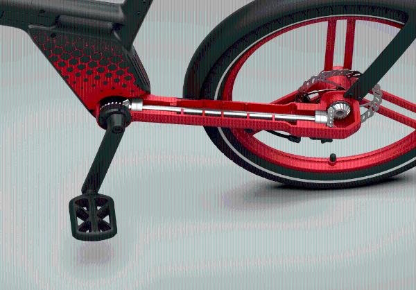 源于汽车,潮越生活!洪记两轮大石头即将亮相中国国际自行车展
