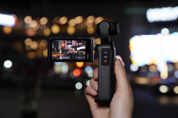魔爪发布魔影云台相机MOIN CAMERA,大屏体验很过瘾