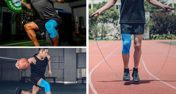 夏季秀出好身材,如何挑选一款合适的健身护膝?