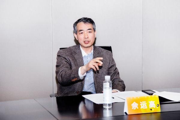 北京市工商联副主席佘运高一行来我爱我家调研