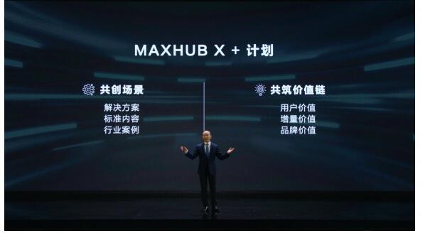 MAXHUB 全新定位升级,10款全场景协同新品正式亮相