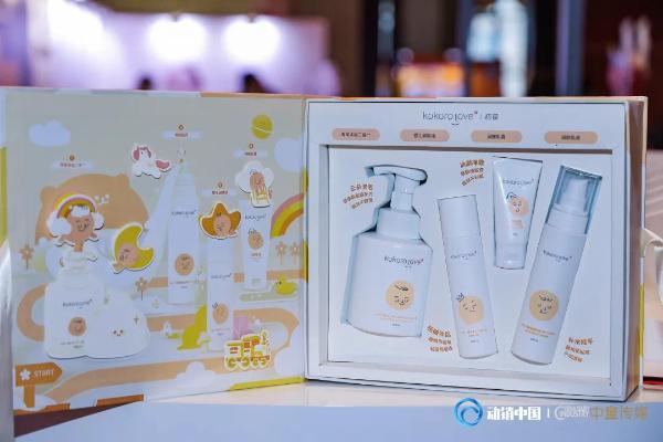 kokoro love初葆惊艳亮相动销中国婴童产业浙江峰会,获众多赞赏