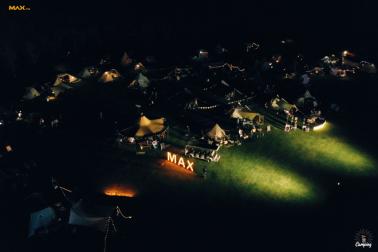MAX户外「MAX营」落地上海,去露营,不负春光