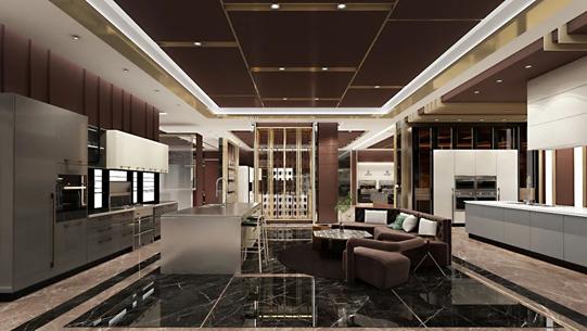 """ONE向新生"",首家森歌整体厨房旗舰店即将在杭州盛大开业!两个森格恰到好处""的方案下,照明等元素,都在加速赶超的轨道上全力以赴。田园、                                                                                   <font draggable="