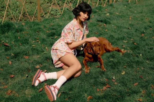 安娜苏运动Anna Sui Active发布21夏季系列LOOKBOOK