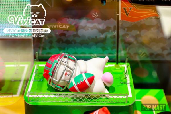 注意!有喵来萌!ViViCat设计师北京龙湖长楹天街新品签售