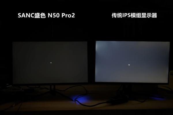 """IPS显示器技术飞跃,SANC盛色全玻璃模组,实现屏幕""""0""""漏光"""