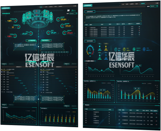 亿信华辰助力搭建配电网停电监测平台,挖掘大数据资产价值