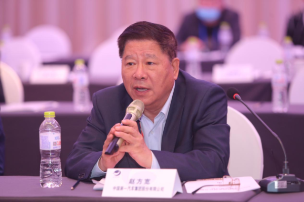 北京普田物流协办的《2021年全国商用车及轮式机械研讨会》在烟台顺利召开